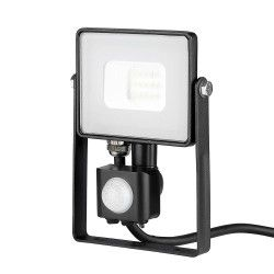 LED Projektør V-Tac 10W LED projektør med sensor - SMD, Samsung LED chip