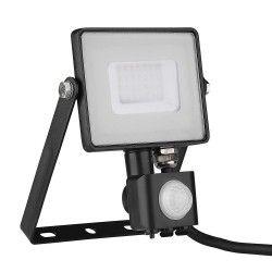 Projektører med sensor V-Tac 30W LED projektør med sensor - SMD, Samsung LED chip
