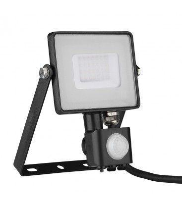 V-Tac 30W LED projektør med sensor - SMD, Samsung LED chip