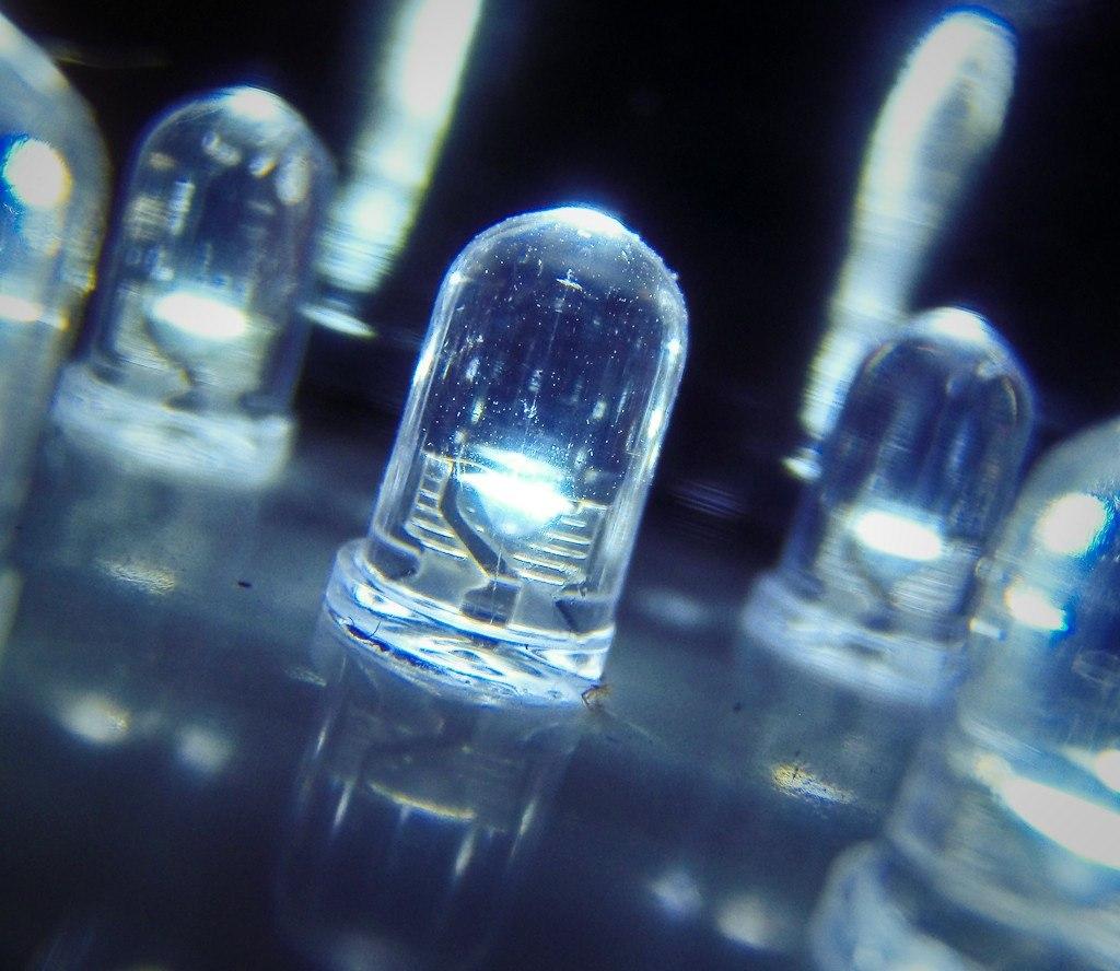 Levetid LED belysning